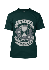 A Day To Remember Hourglass