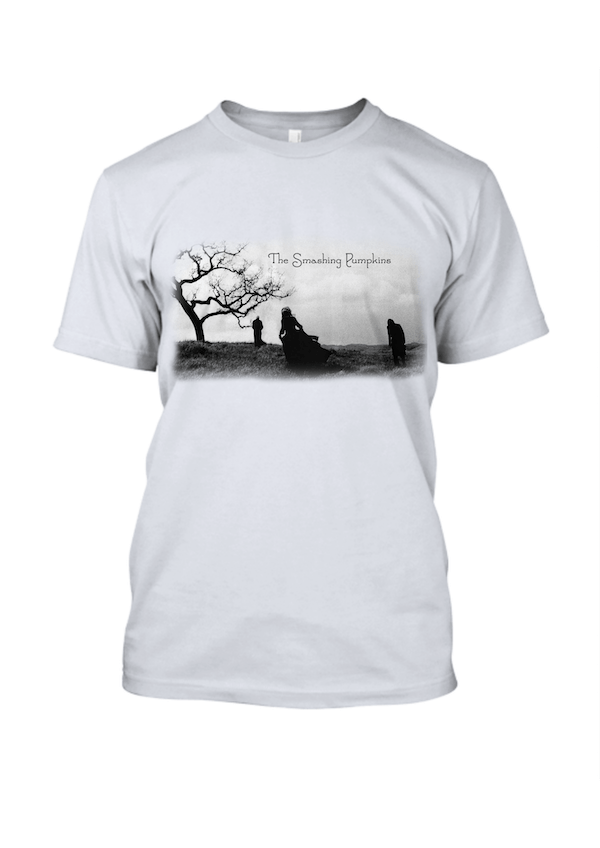 Adore Smashing Pumpkins T Shirt