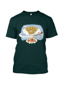 Dookie Green Day Band T Shirt