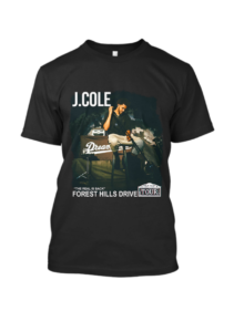 J COLE Forest Hills Drive