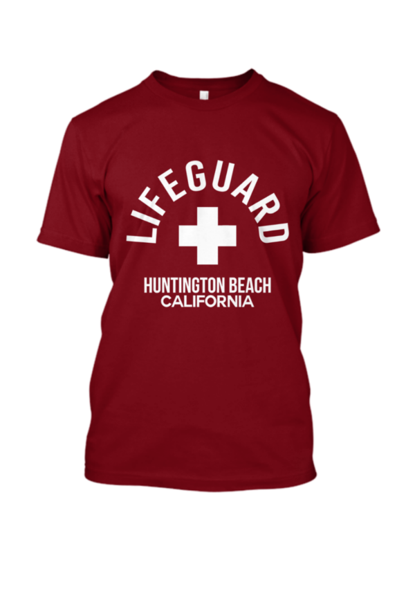 Lifeguard Huntington Beach