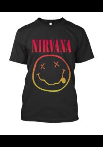 Nirvana Logo Band