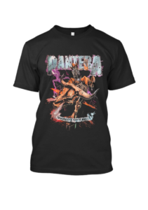 Pantera Tour Cowboys From Hell Tour 1990